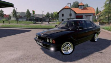 Photo of FS19 – Bmw 525 Araba Modu