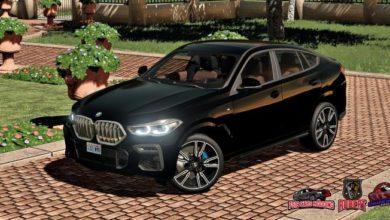 Photo of FS19 – Bmw X6 M Sport 2020 Model Araba Modu