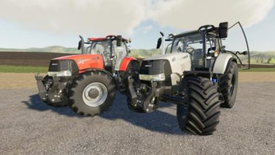 Photo of FS19 – Case Ih Puma Tier 4B Traktör V1.1