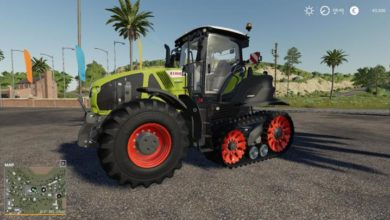 Photo of FS19 – Claas Axion 900 TT Traktör