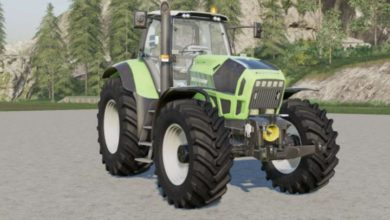 Photo of FS19 – Deutz-Fahr Agrotron X 720 Traktör V2