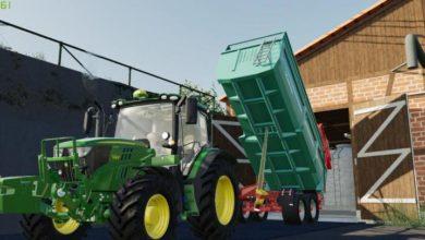 Photo of FS19 – Farmtech Durus 2000 Römork V2