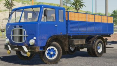 Photo of FS19 – Fiat 682 N4 Kamyonet Modu V1.0.0.1