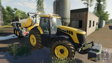 Photo of FS19 – Jcb Fast Trac 8000 Traktör