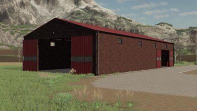 Photo of FS19 – Kırmızı Tuğlalı Garaj Modu V1.0.0.1