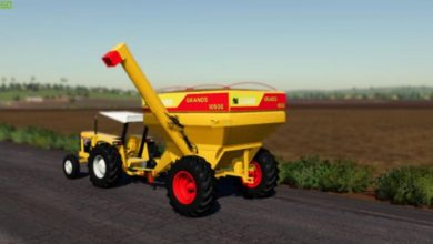Photo of FS19 – Lizard Granos Vagon Römork V1.1