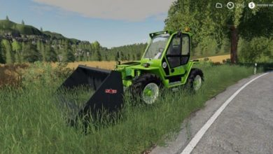 Photo of FS19 – Merlo P41.7 Turbofarmer V3.0