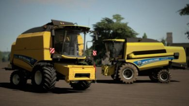 Photo of FS19 – New Holland Tc5 Serisi V1.0.1.0