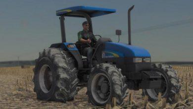 Photo of FS19 – New Holland Tl 75 Brezilyalı Traktör