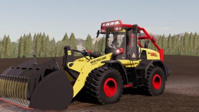 Photo of FS19 – New Holland W-190 Ekskavatör