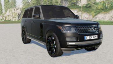Photo of FS19 – Range Rover Vogue (L405) 2013 Model Araba Modu