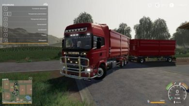 Photo of FS19 – Scania R730 Hkl Kamyon Modu V1.0.0.8