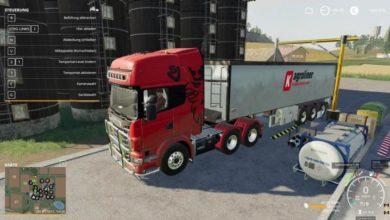 Photo of FS19 – Scania R730 Semi 3 Akslı Kamyon Modu V1.0.0.3
