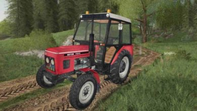 Photo of FS19 – Zetor 7011 Traktör V1.1