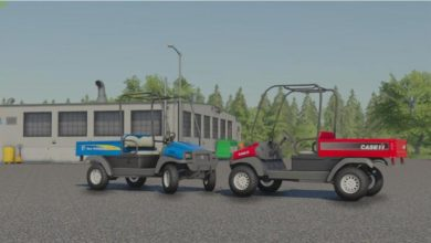 Photo of FS19 – New Holland 120