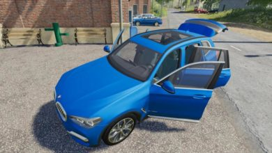 Photo of FS19 – Bmw X3 2018 Model Araba Modu V1.1