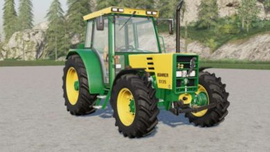 Photo of FS19 – Buhrer 6105 Traktör