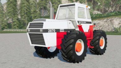 Photo of FS19 – Case 2870 Traktör V2