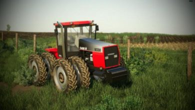 Photo of FS19 – Case Steiger 9300 Traktör V1.0.0.1