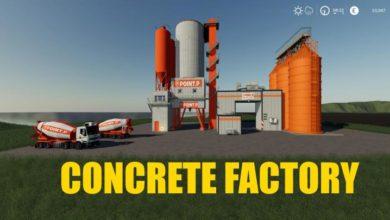 Photo of FS19 – Yerleştirilebilir Çimento Fabrikası