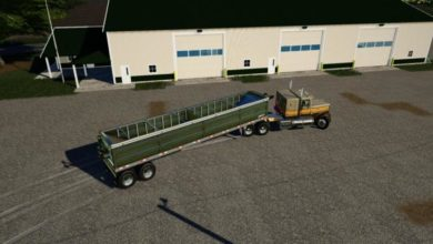 Photo of FS19 – Demco 42Ft Römork V1.0.0.1