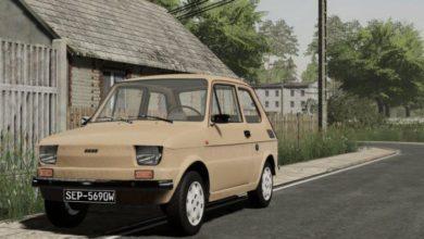 Photo of FS19 – Fiat 126P Araba Modu