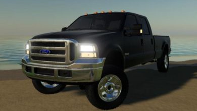 Photo of FS19 – Ford F-350 Lariat 2006 Model Pikap Modu
