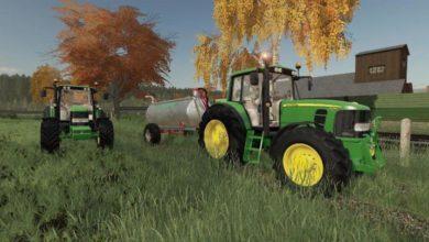 Photo of FS19 – John Deere 6030 Premium 6 Silindirli Traktör