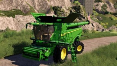 Photo of FS19 – John Deere X9 Biçerdöver Modu
