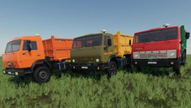 Photo of FS19 – Kamaz 55102 Kamyon Modu V1.0.1.0