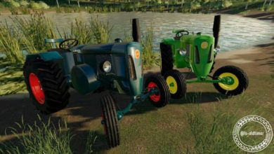 Photo of FS19 – Lanz D6016 Traktör V0.9.0