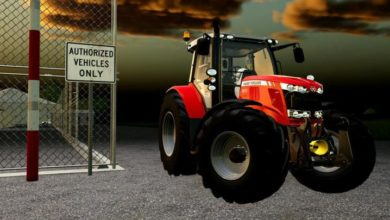 Photo of FS19 – Massey Ferguson 6600 Traktör V1.1