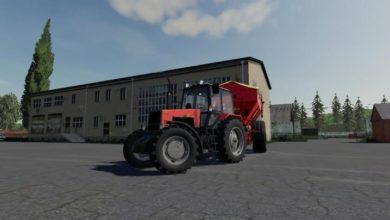 Photo of FS19 – Mtz-1221 Sarex Traktör