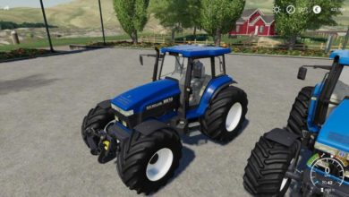 Photo of FS19 – New Holland 70 Serisi V2.2.0.1
