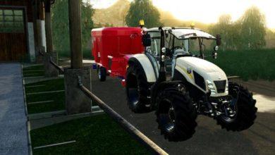 Photo of FS19 – New Holland T5 Traktör
