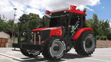 Photo of FS19 – TümoSaN 8105 (i3d Hatası Giderildi) V1.1