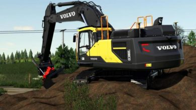 Photo of FS19 – Volvo Ec380 Kepçe Modu