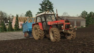 Photo of FS19 – Zetor 16145 Traktör