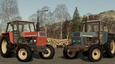 Photo of FS19 – Zetor Crystal 8011 Traktör