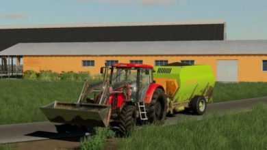 Photo of FS19 – Zetor Forterra 11411/11741 Traktör