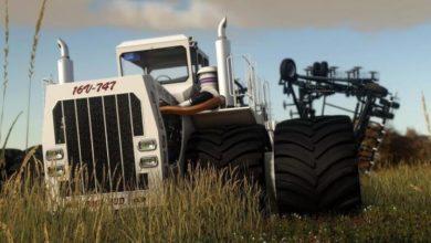 Photo of FS19 – Big Bud 16V-747 Traktör