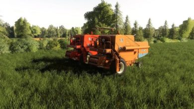 Photo of FS19 – Bizon Z056 Biçerdöver