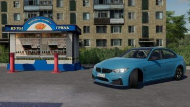 Photo of FS19 – Bmw M3 F80 Araba Modu