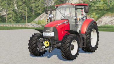 Photo of FS19 – Case Ih Farmall 105U Pro Traktör