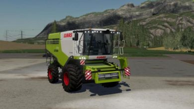 Photo of FS19 – Claas Lexion 770 Biçerdöver V2.0