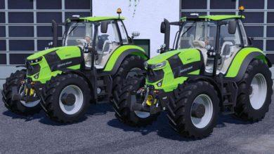 Photo of FS19 – Deutz-Fahr 6 Serisi Traktör Modu V1.0