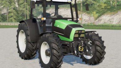 Photo of FS19 – Deutz-Fahr Agrofarm 430 Traktör