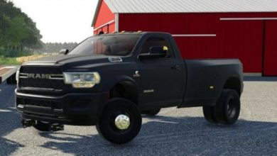 Photo of FS19 – 2019 Dodge Ram 3500 Pikap Modu