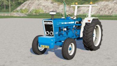Photo of FS19 – Ford 7600 Traktör V2.0