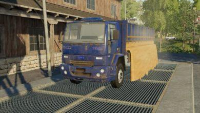 Photo of FS19 – Ford Cargo Brezilya Serisi V1.1